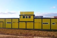 Karkasiniai moduliniai pastatai